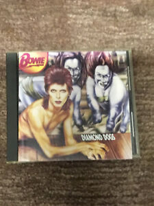 David Bowie Diamond Dogs Ryko Picture CD