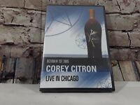 Corey Citron Live in Chicago - DVD - Sealed - October 1st 2005 Self Help
