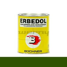 Büchner Erbedol Fendt grün 300 Lack Farbe Kunstharzlack PA4666 750ml 14,53€/L