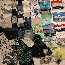 Kleiderpaket 68 74 80 Bekleidungspaket Junge 109 Teile Baby Kleidung Paket ?