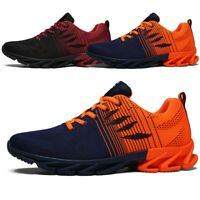 Men Running Shoes Walking Athletic Casual Fashion Sport Tennis Blade Sneakers US
