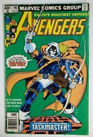 Avengers 196  ~  Newsstand Edition  ~  3.5  ~  Off-White to White Pages