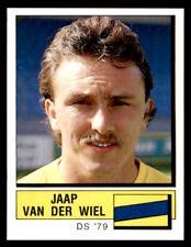 Panini Voetbal 88 (Nederland) Jaap van der Wiel DS '79 No. 90