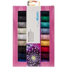 Mettler Silk Finish Cotton Thread Gift Pack 18/Pkg- , SFC18