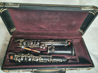 Cabart Special Oboe with all orchestral keys - Pre-1950s