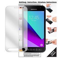 6x Schutzfolie für Samsung Galaxy Xcover 4 Folie Displayschutzfolie klar