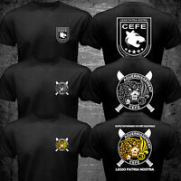 France French Army 3 Rei Legion Etrangere CEFE Jungle Warfare Training T-shirt