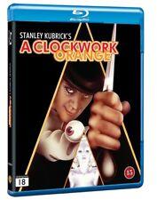 A Clockwork Orange Blu ray