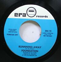 Hear! Modern Soul Promo 45 Foundation  - Running Away / Same On Era (Promo)