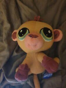 Littlest Pet Shop Plush Monkey