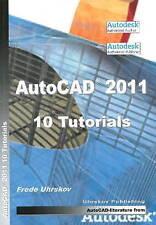 AutoCAD 2011 - 10 Tutorials by Uhrskov, Frede | Paperback Book | 9788792268624 |