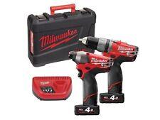 Milwaukee Industrial Power Tool Combo Drill