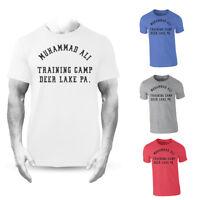 Muhammad Ali Deer Lake Boxing Training Camp Premium T-Shirt