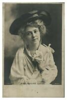 Antique printed postcard Miss Pauline Chase Peter Pan actress theatre stage