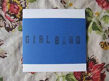 Girl Band De Bom Bom LOW NUMBER DARKEST BLUE Indie 7 inch single 2000s
