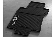 Nissan Rogue Sport All Weather Rubber Floor Mats Set  OEM
