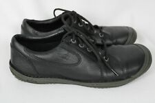 Keen Mens DENVER Casual Leather Lace Up Oxford Sneaker Shoes Sz 44 / US 10.5