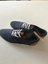 Jack Jones Canvas Sneaker Dress Blue