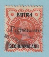 BRITISH BECHUANALAND 52 USED  NO FAULTS VERY  FINE !