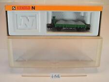 Arnold Piste N 4531 Niederbord voiture avec du gravier 2-achsig de la DB Neuf dans sa boîte #7148