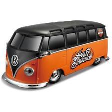 "Volkswagen Van ""Samba"" Harley Davidson Custom - Remote Control Scale 1:24"