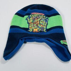 Teenage Mutant Ninja Turtles Knit Hat Small Child