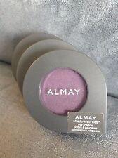Almay Shadow Softies Single Eyeshadow #140 Vintage Grape - Lot Of 3