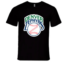 a42d1c42 Denver Zephyrs American Association minor league t-shirt Bears Mile High  Stadium