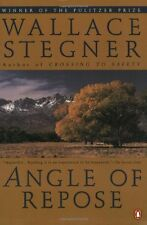 Angle of Repose (Contemporary American Fiction) by Wallace Stegner