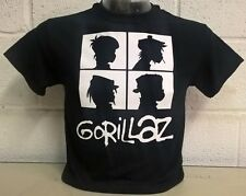 Gorillaz Black T-shirt