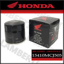 FILTRO OLIO ORIGINALE HONDA CBR 600 RR 2003 2004 2005 2006