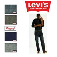 CLEARANCE! Levi's Men's 505 Denim Jeans VARIETY SIZE & COLOR! Ships Free! D42