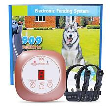 Wireless Dog Fence in-Ground Fence System Electric Dog Fence