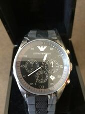 Emporio Armani Mens Wrist Watch
