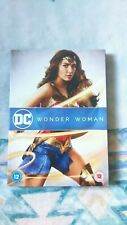 Wonder Woman (DVD, 2017)