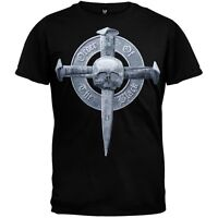 Black Label Society - Order Of The Black 2010 Tour Adult Mens T-Shirt