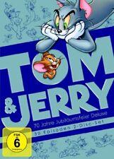 Tom und Jerry 70 Jahre Jubiläumsfeier Deluxe 2 DVDs NEU OVP Tom & Jerry
