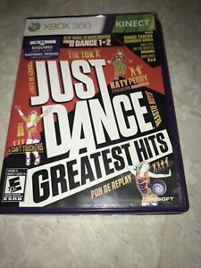 👉Just Dance -- Greatest Hits (Microsoft Xbox 360, 2012) Free Shipp Canada 🇨🇦