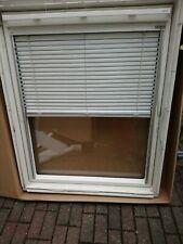 2 x Velux Dachfenster mit Rollo, Schwingfenster GGU  608