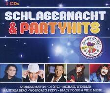 Schlagernacht & Partyhits von Various Artists (2011)