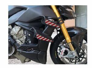 Adhesives Carlin For Flights Ducati Streetfighter V4 V4S Resin Stripe Edition B