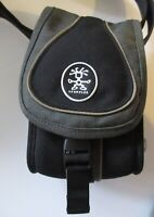 CRUMPLER Sporty Guy 0.6 Green Black Small Bag Camera/Binoculars/Phone