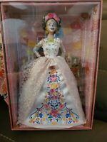 Barbie Dia De Los Muertos Day of The Dead Doll Mattel 2020 Collectible SHIP TOD