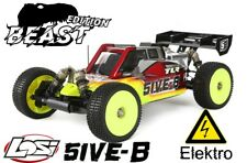 Losi TLR 5ive-BEAST 1:5 Electric 4WD Buggy Race Kit incl. BEAST motor + control