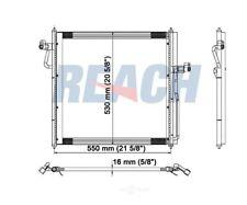 A/C Condenser Reach Cooling 31-4770 fits 96-00 Ford Explorer 5.0L-V8