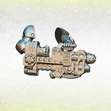 Legion Legionary Gravity Cannons (3) Bitz Kromlech Resin KRCB145