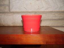 Fiesta Dip  Bowl in Scarlet  New Never Used fiestaware