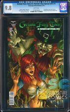 GFT ST PATRICKS DAY SPECIAL - COVER A -  CAFARO - CERTIFIED CGC 9.8 - IN STOCK