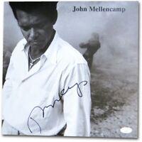 John Mellancamp Signed Autographed 12X12 Promo Poster  JSA DD36020