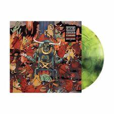 DANCE GAVIN DANCE Afterburner LP BLACK & YELLOW GALAXY VINYL /1500 *SEALED* fye